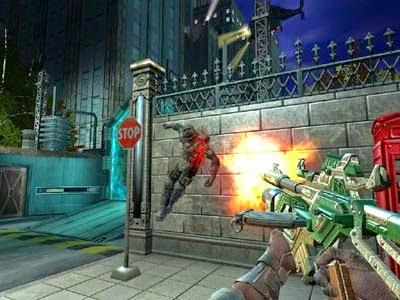 Game PC Timeshift