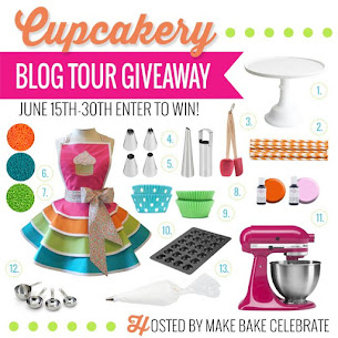 Cupcakery giveaway