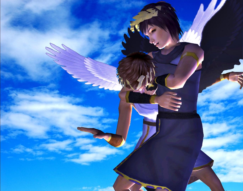 Kid Icarus Dark Pit Download