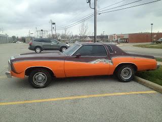 Shotgun's Car of the Day - 1976 Chevrolet Monte Carlo