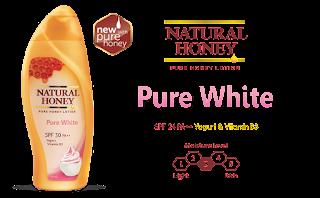 Natural Honey Pure White