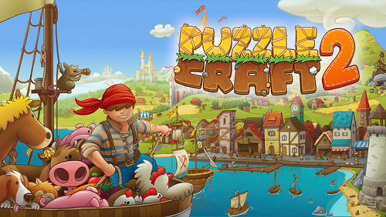 Puzzle Craft 2 Gameplay IOS / Android