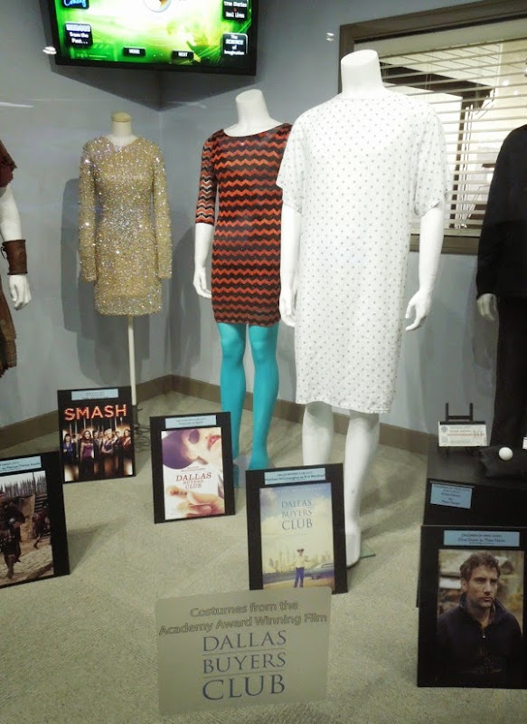 Original Dallas Buyers Club movie costumes
