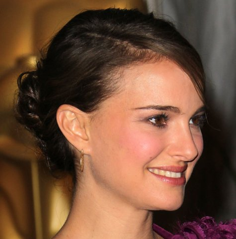 Low Side Bun Updos Articles and Pictures