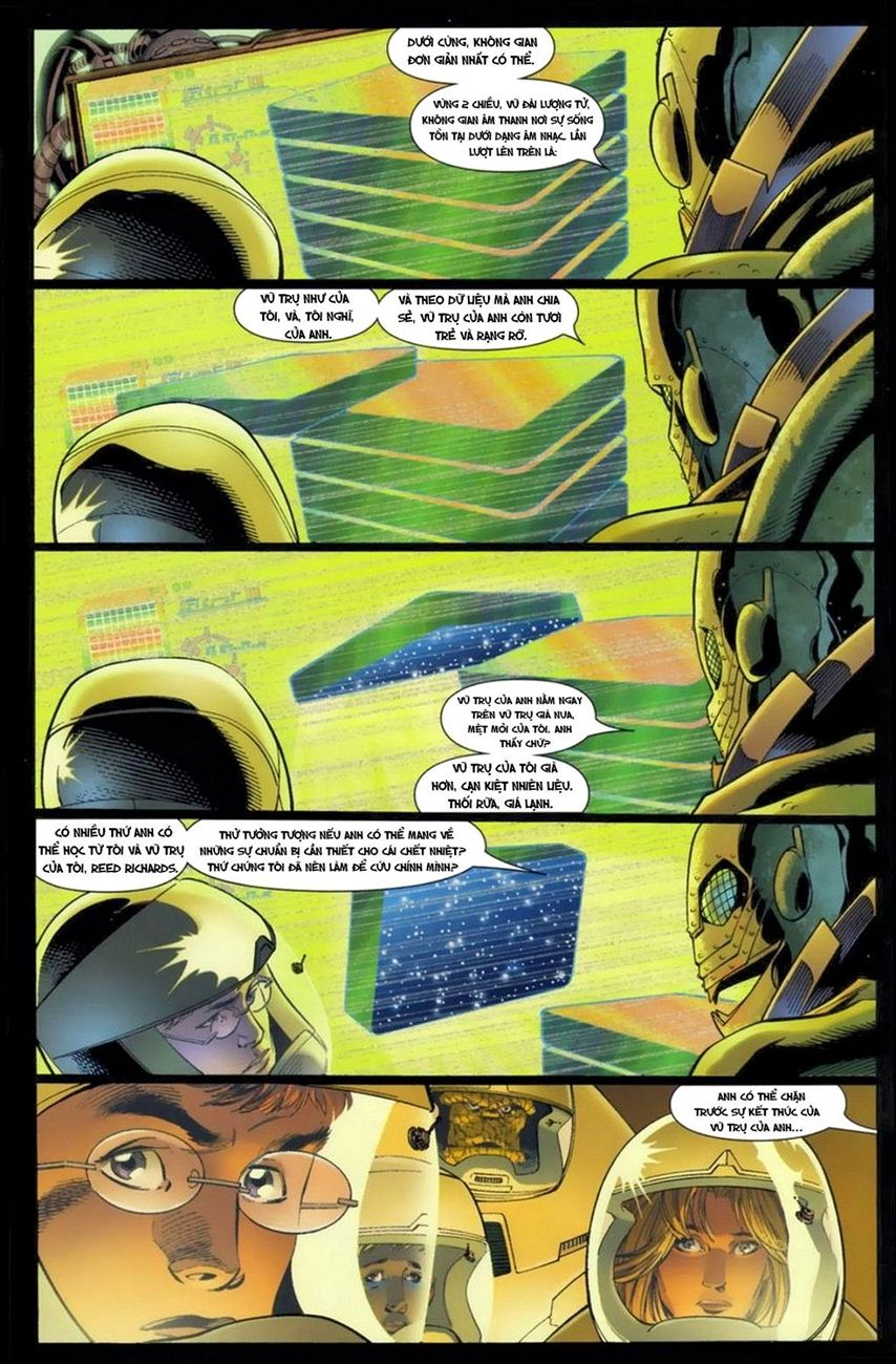 Ultimate Fantastic Four chap 16 - Trang 11