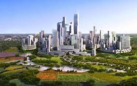 Pola Penggunaan Lahan Kota