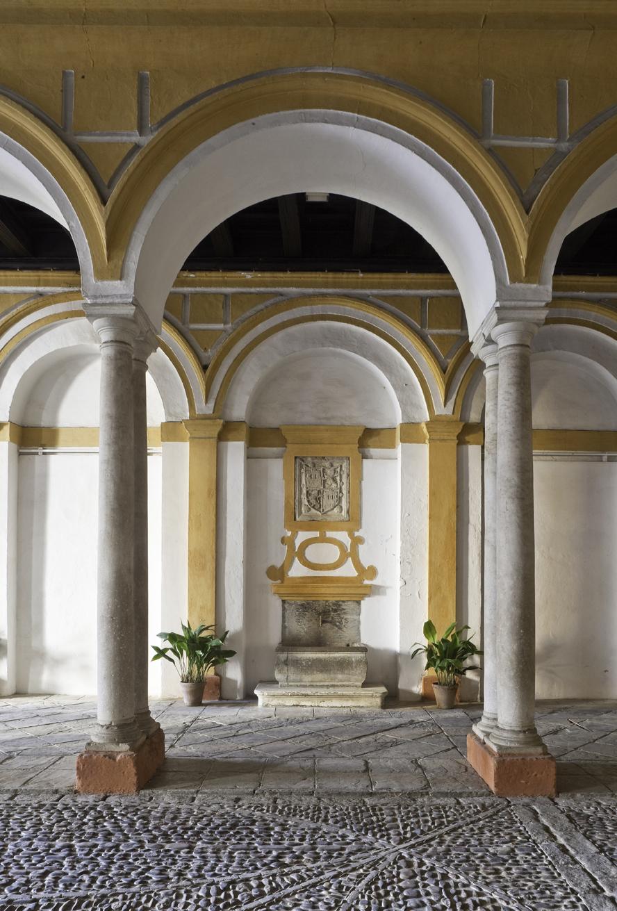 Premio rafael manzano de nueva arquitectura tradicional rafael manzano martos - Escuela tecnica superior de arquitectura sevilla ...