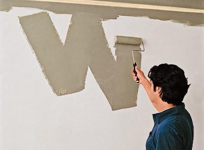 pintura y madera
