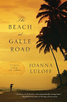 The Beach at Galle Road by Joanna Luloff