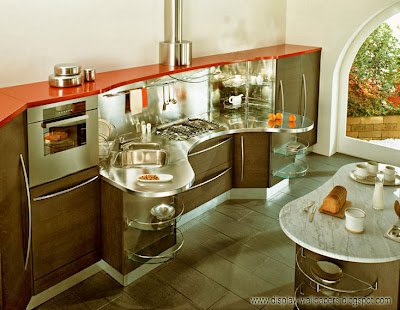 Stylish Kitchen Designs Images 2014