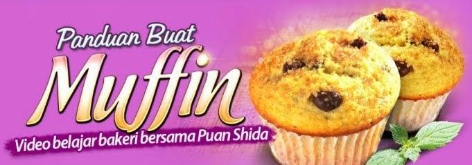 Belajar Buat Muffin
