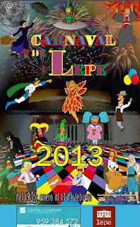 Carnaval 2013 - Lepe - Francisco Javier Roldán