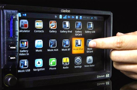 Car Entertainment System image