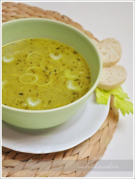 zupa z selea naciowego