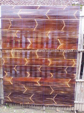 Jual Kerai Bambu