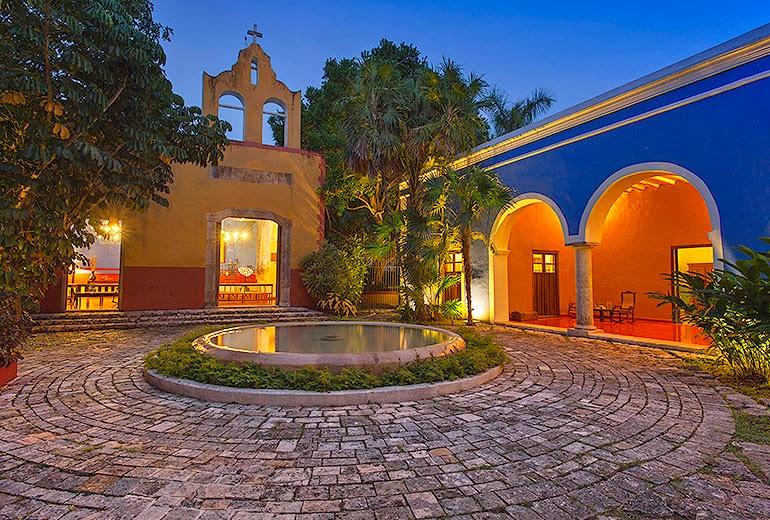 imagen de hacienda San Jose Yucatan