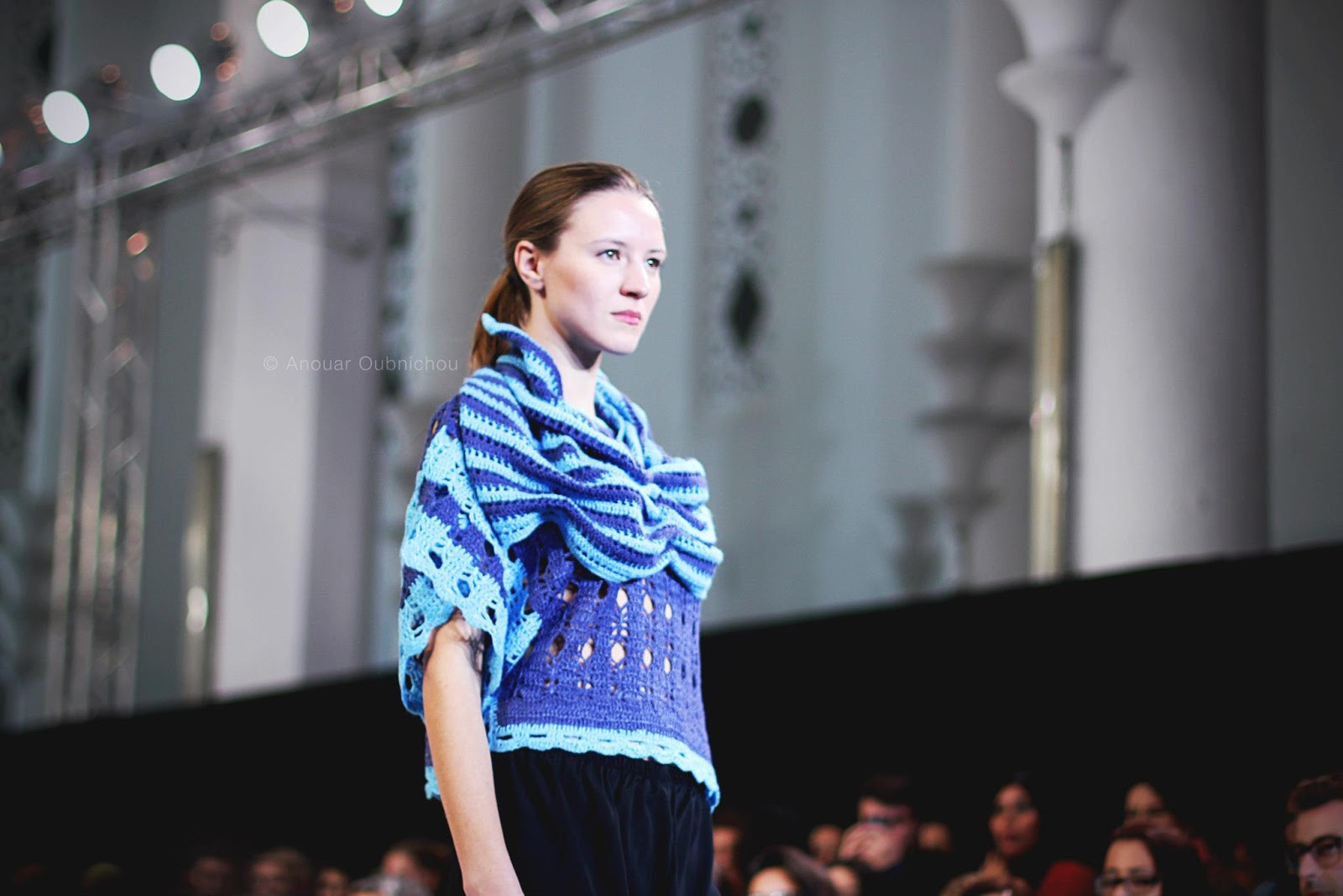 Casablanca: The Romance of Propaganda - Bright Casting fashion week casablanca 2018