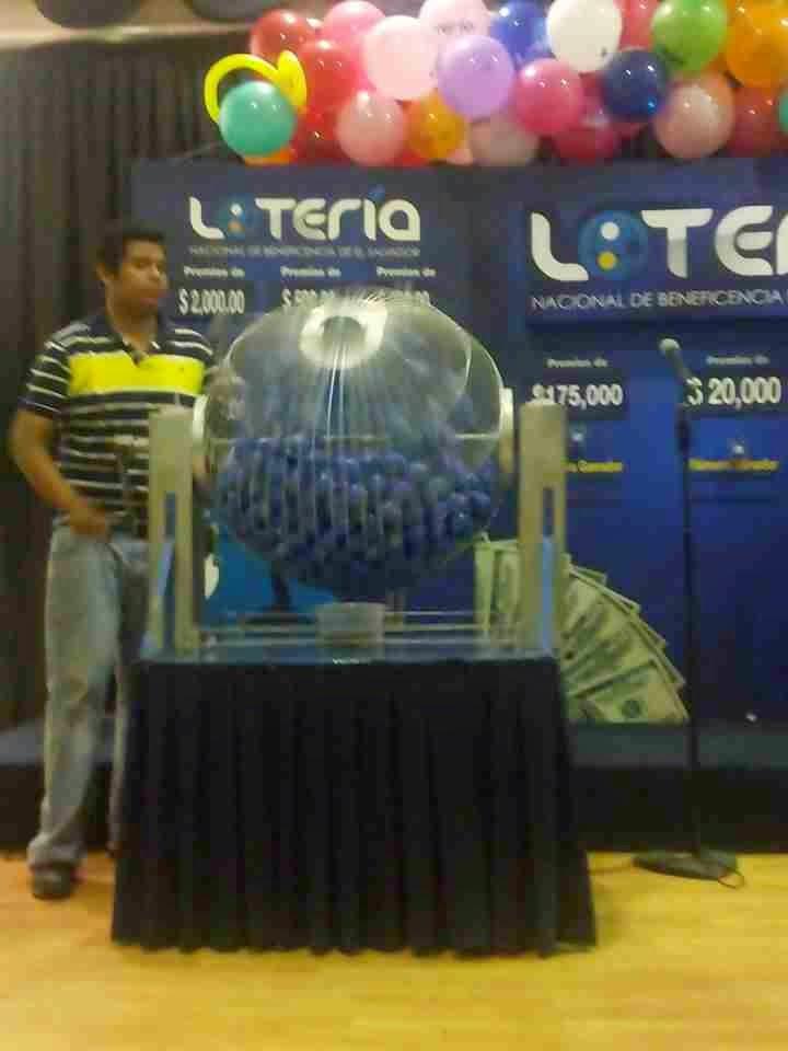 el mundo es loteria buscador: