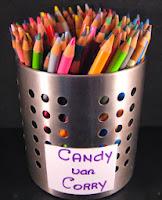 gewonnen Candy van Corry