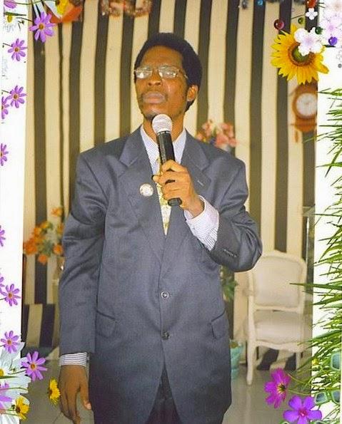 Apostle Dr. Paul Okikijesu (JP) Founder & General Overseer