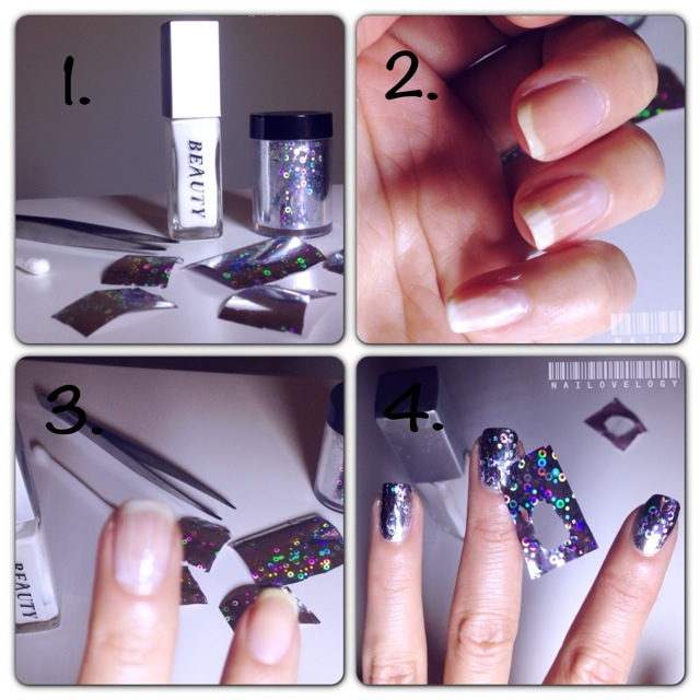 Nail Foil Tutorial and Review | Nailovelogy