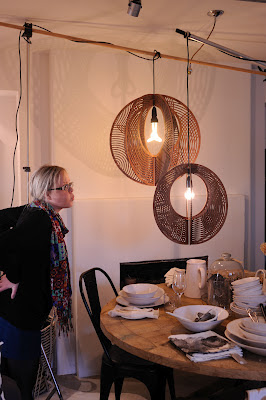 behind the scenes at ecoco with the hoop grandelier