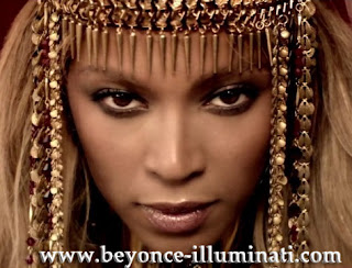 beyonce illuminati back at it