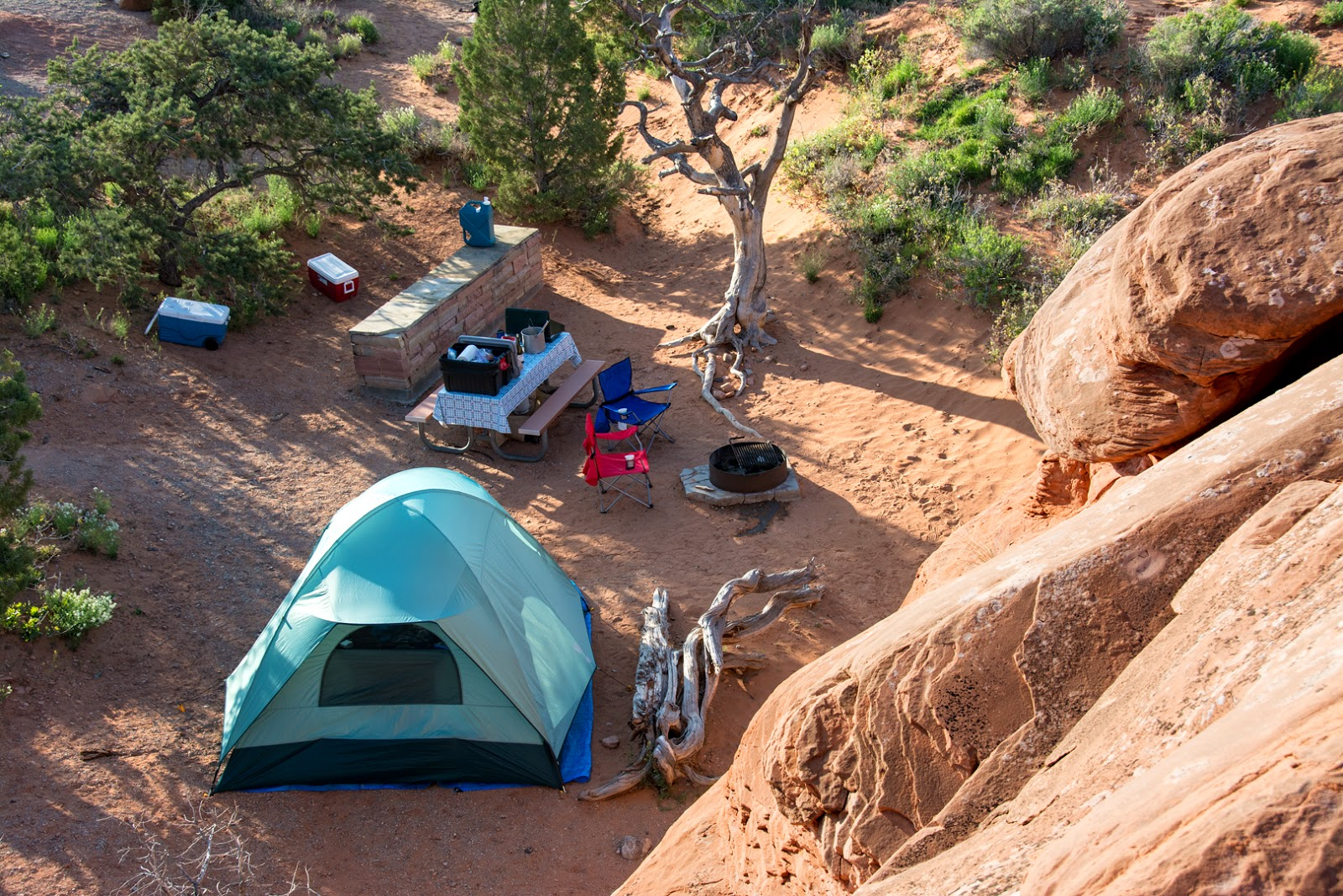 The best and most spectacular hike in the Park is the Fiery Furnace. It is a maze twisting and climbing through fins and pinnacles of salmon-colored ... & Arches National Park: Fiery Furnace u0026 The Windows | Travel Adventure