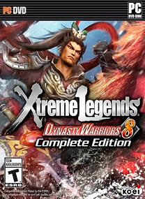 dynasty warriors 8 xtreme legends pc game cover Dynasty Warriors 8 Xtreme Legends Complete Edition Black Box