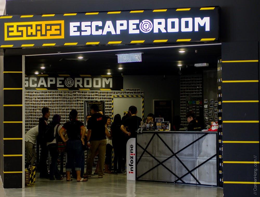Escape Room Spoilers Asheville