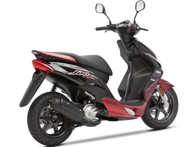 bikerazy yamaha jogr 50cc scooter