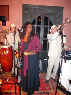 Groupe Ambos Mundos à l'hôtel Les Deux Tours à Marrakech