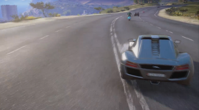 Just Cause 3 car porn vehicles