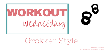 Grokker, Online Workout, HIIT, Strong, Sweat Pink