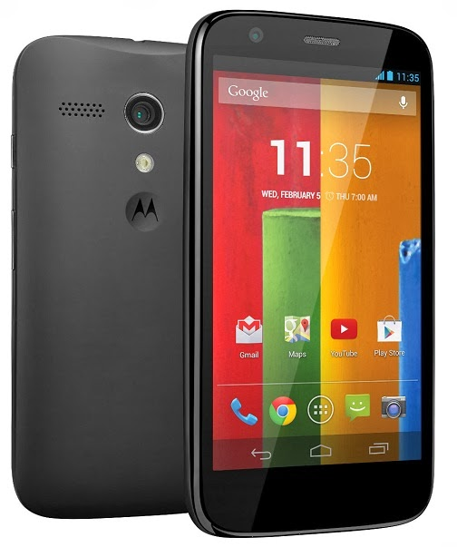 Motorola Moto G - Specification and Features