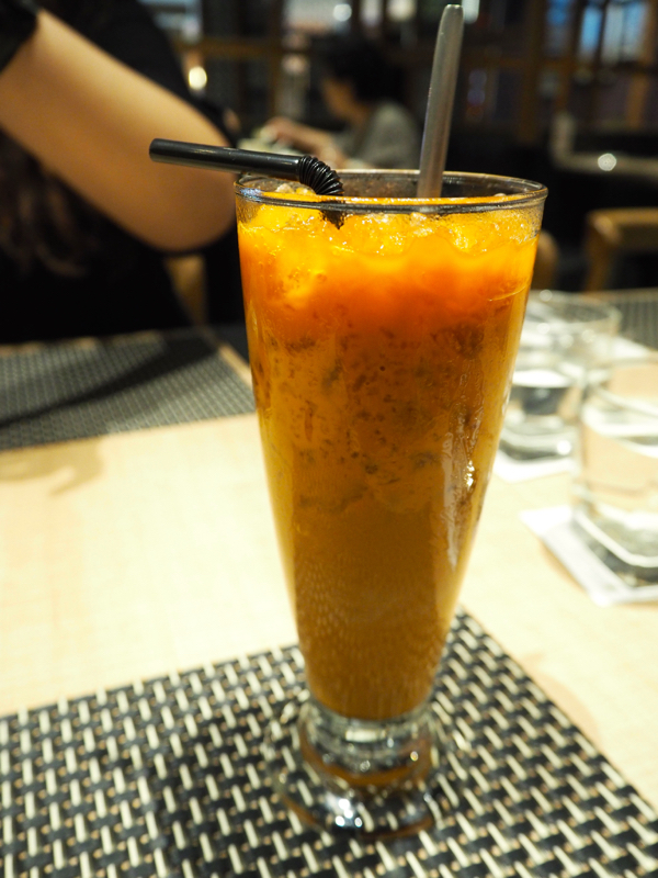 ParaThai Thai Iced Tea Food Review Lunarrive Singapore Lifestyle Blog