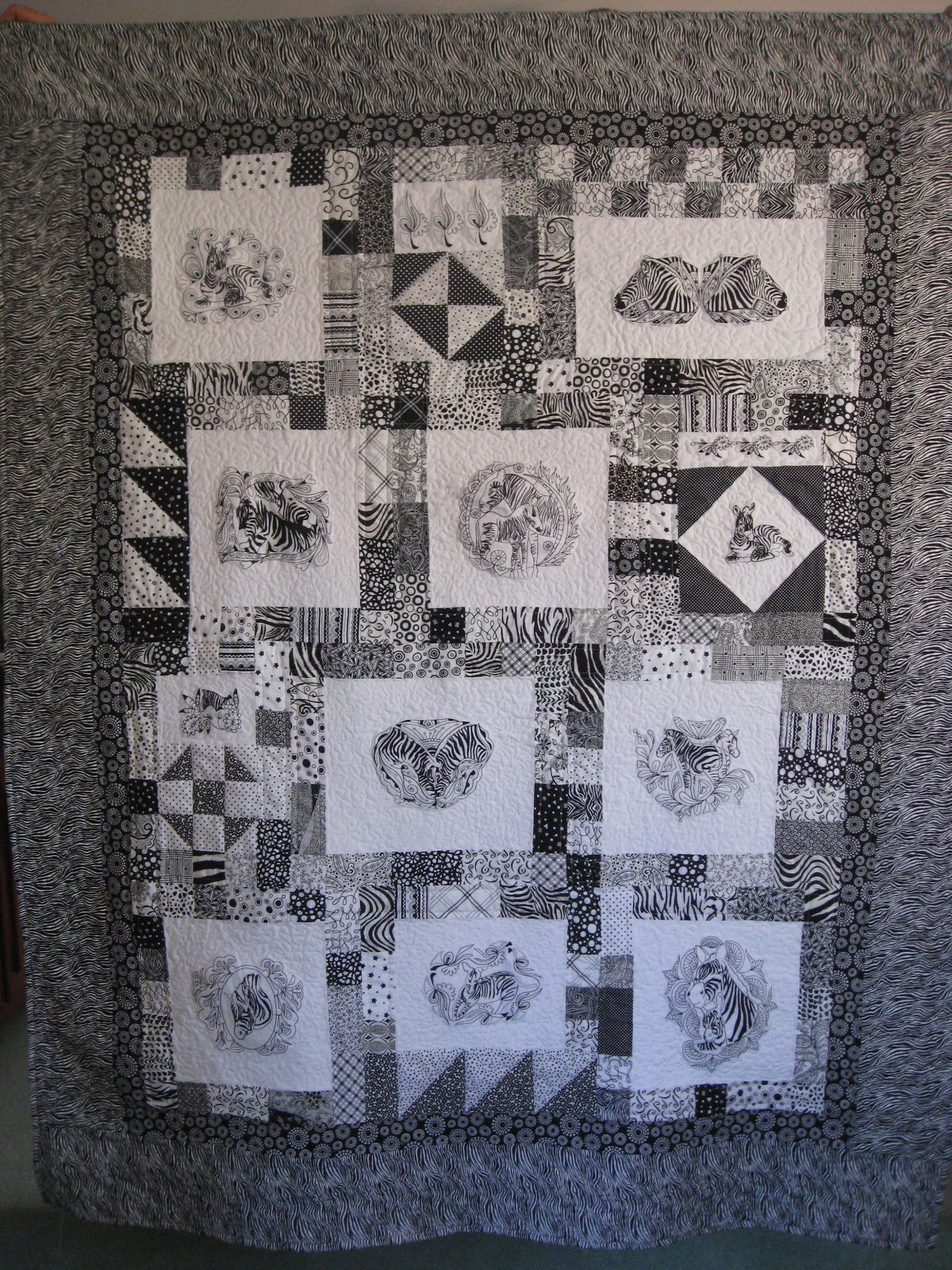 Vicki s Fabric Creations: Free Online Classes/Block of the Month BOM