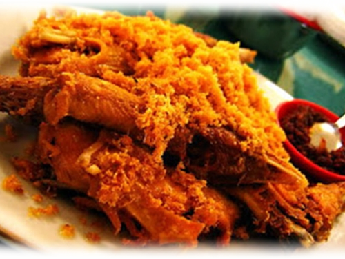 Resep Ayam Goreng Kremes Lezat