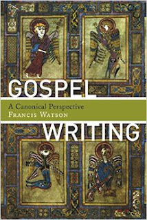 front cover of Francis Watson, Gospel Writing