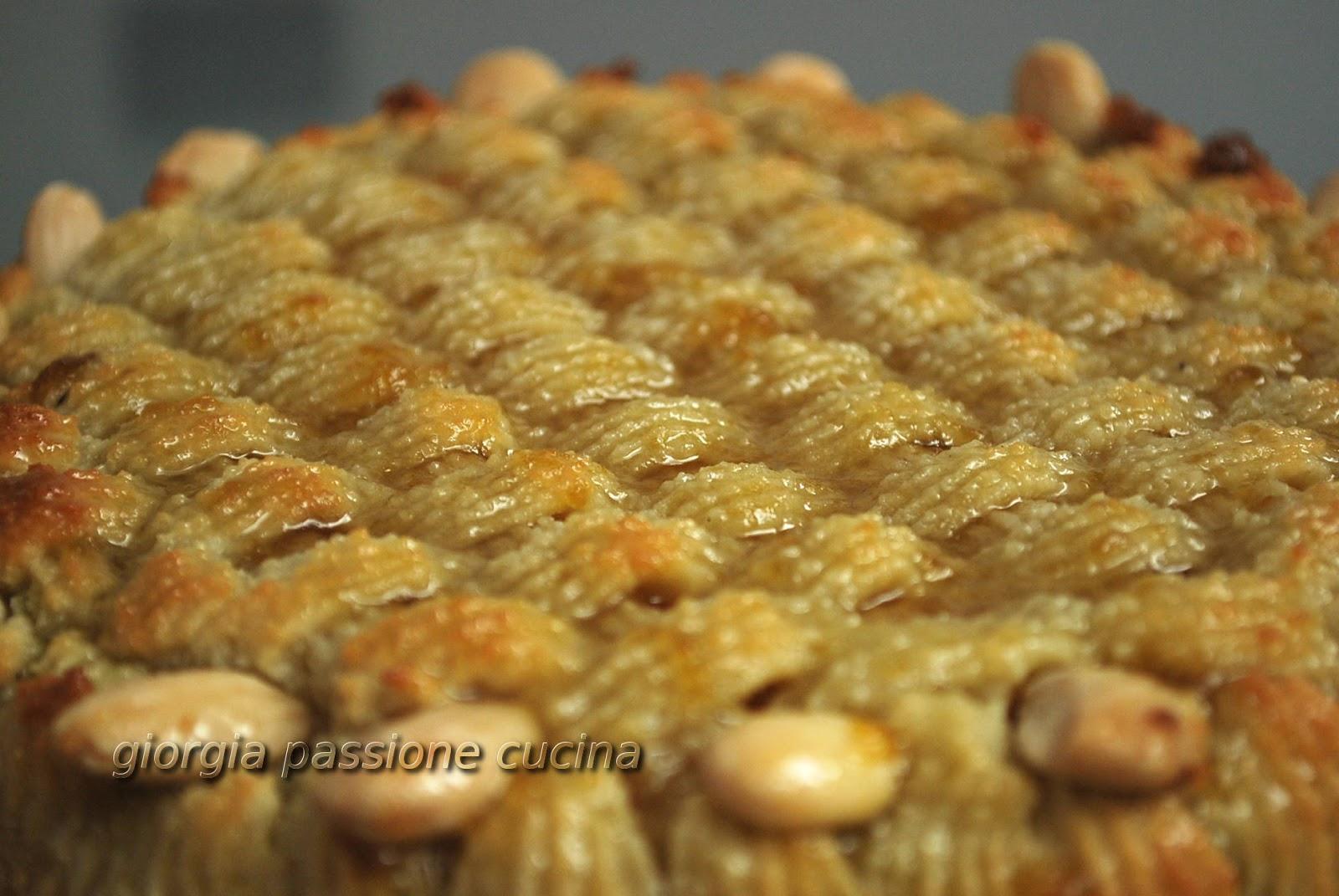 Ricetta per dolci con pasta di mandorle