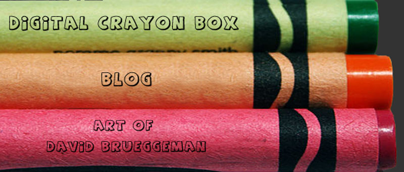 Digital Crayon Box Blog