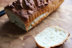 Gluteeniton rosmariinileipä
