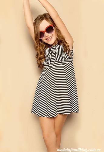 vestidos nucleo nenas verano 2014