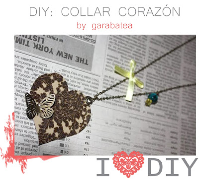 diy etiqueta ropa collar reciclar