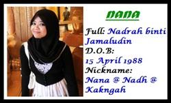 :: NANA ::