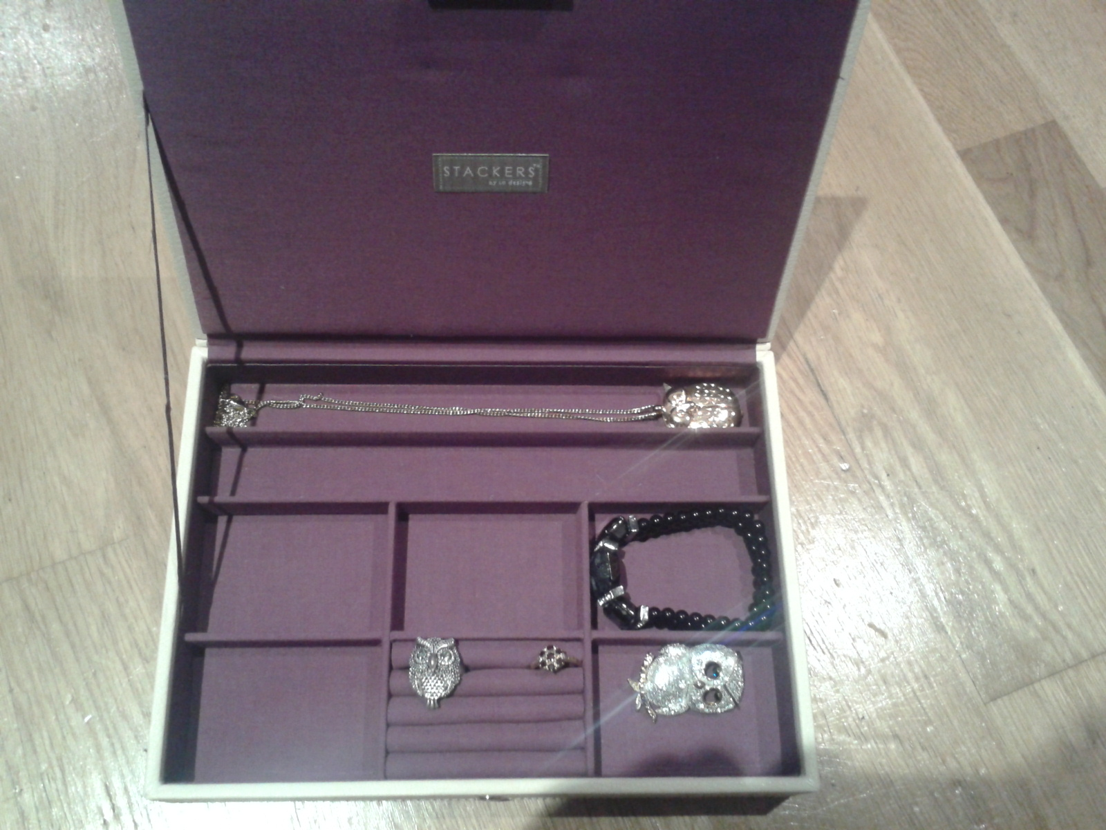 Rooms Of Reviews Stackers Jewellery Box