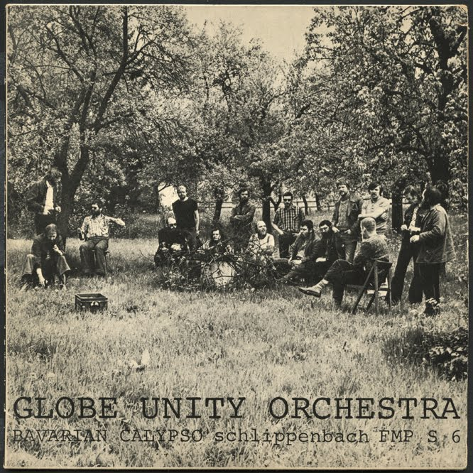 Globe Unity Orchestra Choir Of The NDR Broadcast Hamburg 74