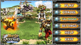 Myth Defense LF apk Android Hd Game