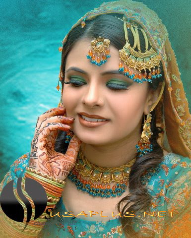 New Beautiful Pakistani Bridal Dresses | Funny Pictures