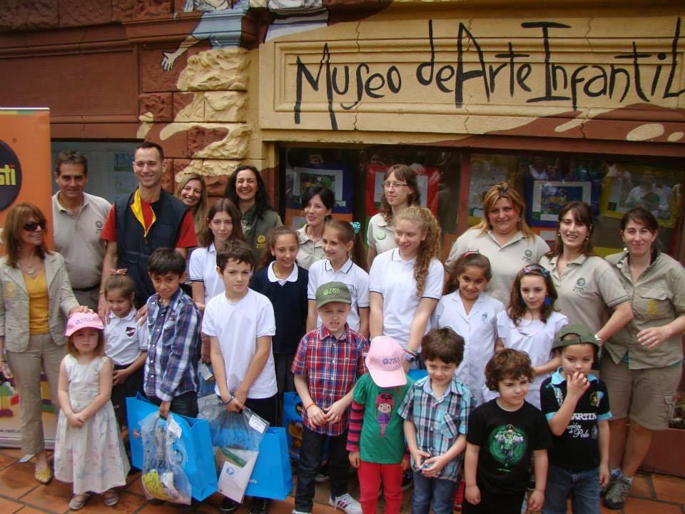 IX Concurso Nacional de Arte Infantil del Ecoparque Interactivo de Buenos Aires